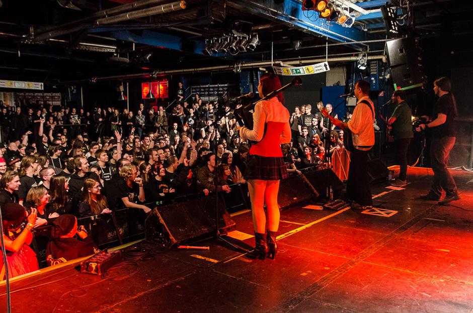Unschuldig live, Tanzt! Festival, 30.11.2013, München