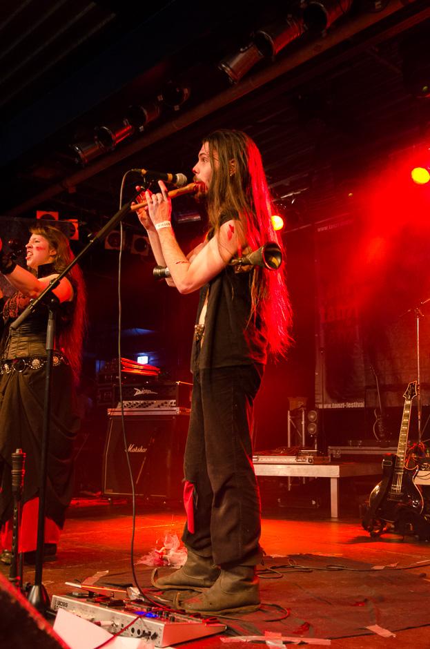 Vogelfrey live, Tanzt! Festival, 30.11.2013, München