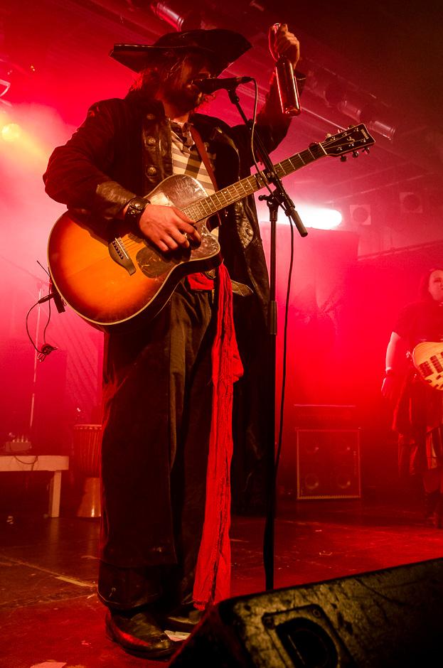 Vroudenspil live, Tanzt! Festival, 30.11.2013, München
