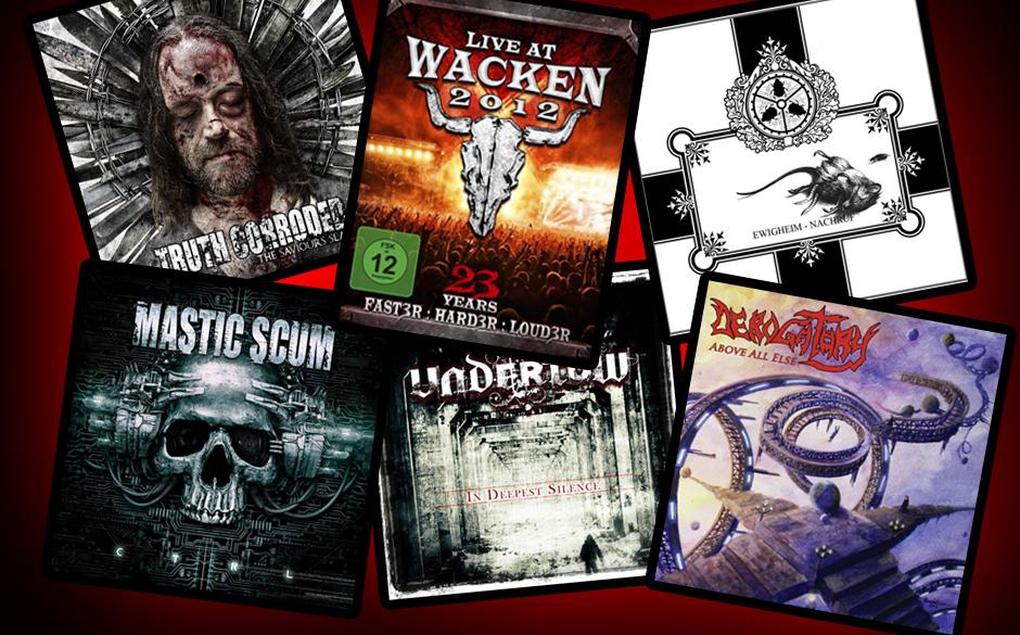Die Alben der Woche 06.12.2013 >>>