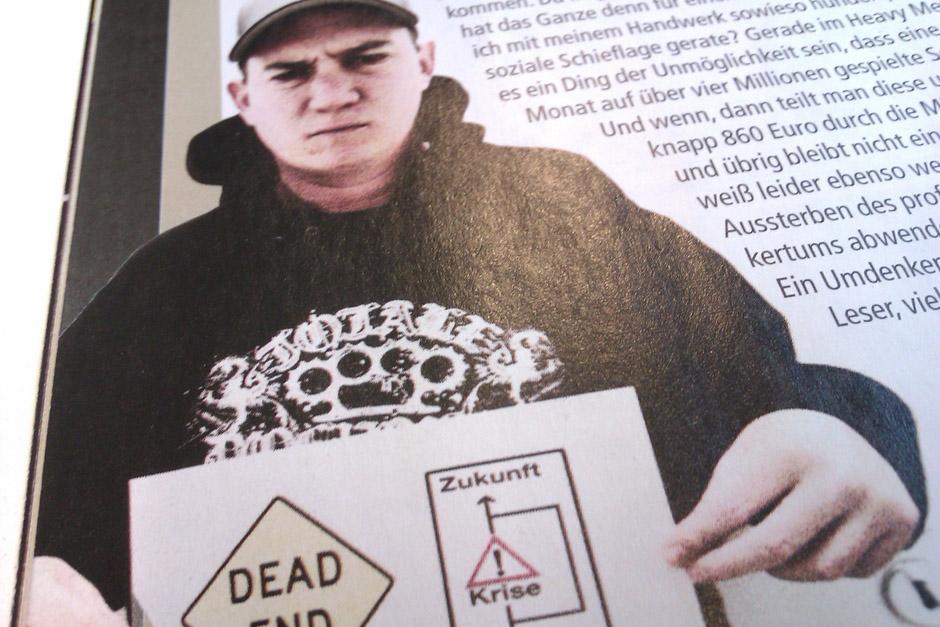 METAL HAMMER-Ausgabe Dezember 2013