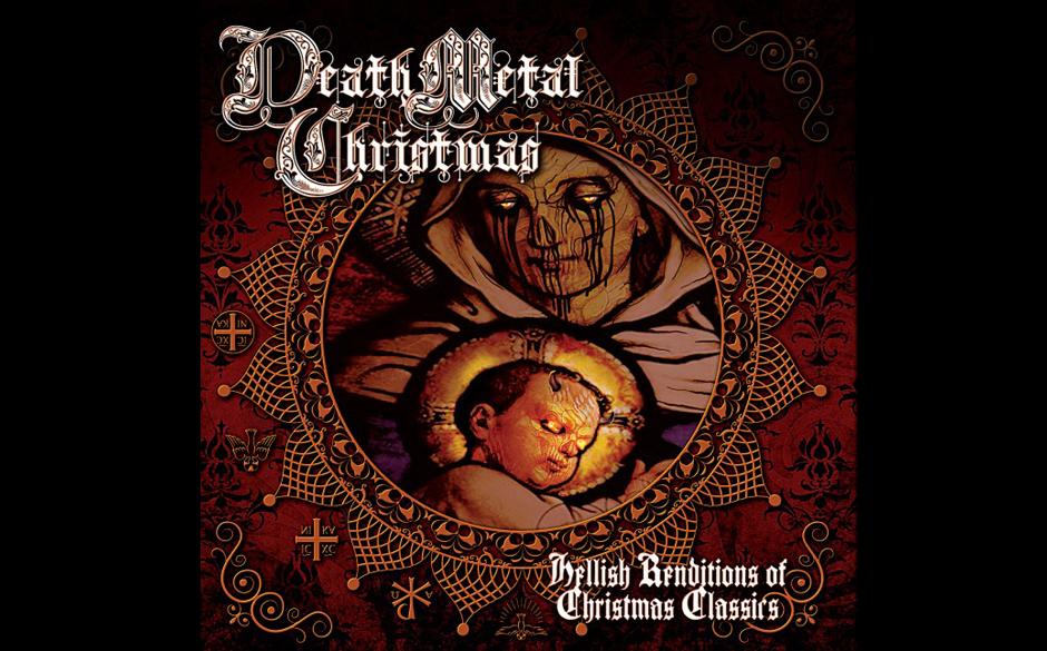 Death Metal-Christmas: Weihnachtslieder vom Hate Eternal-Basser
