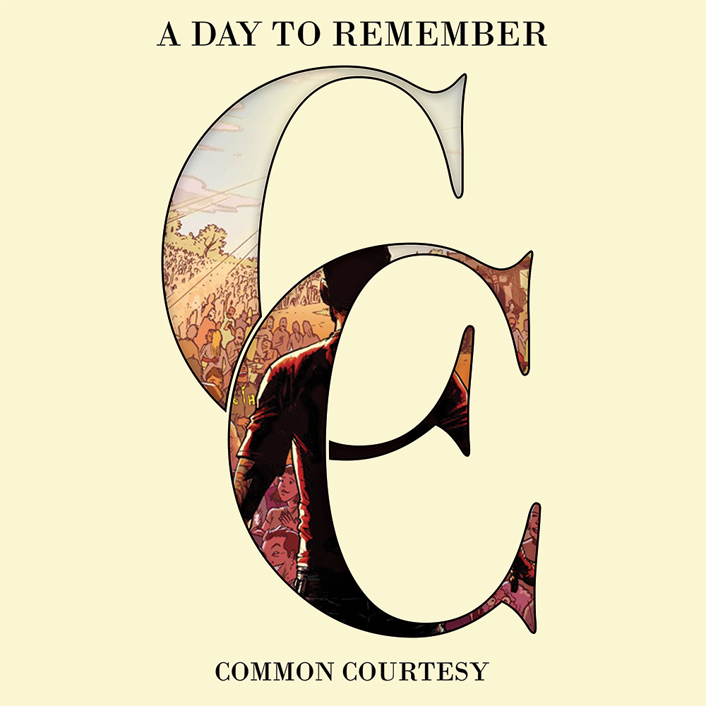 A Day To Remember COMMON COURTSEY