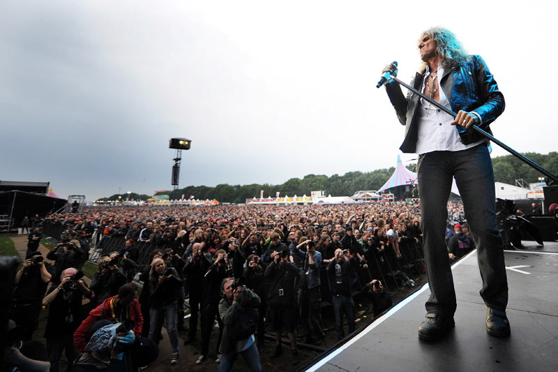 Whitesnake, Graspop Metal Meeting 2011