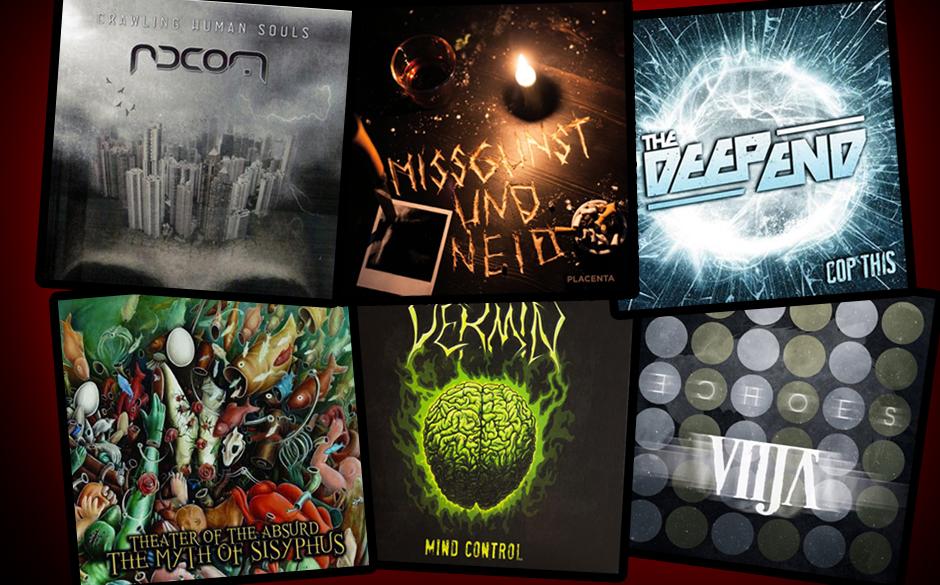 Die Alben der Woche 13.12.2013 >>>