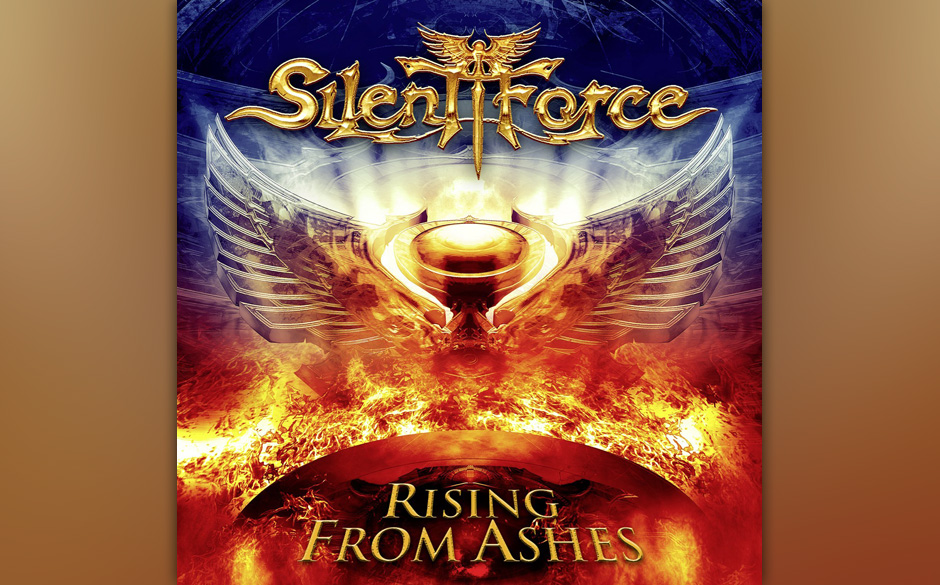 Silent Force - RISING FROM ASHES