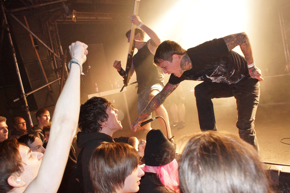 War From A Harlots Mouth Farewell-Tour 2013, Leipzig