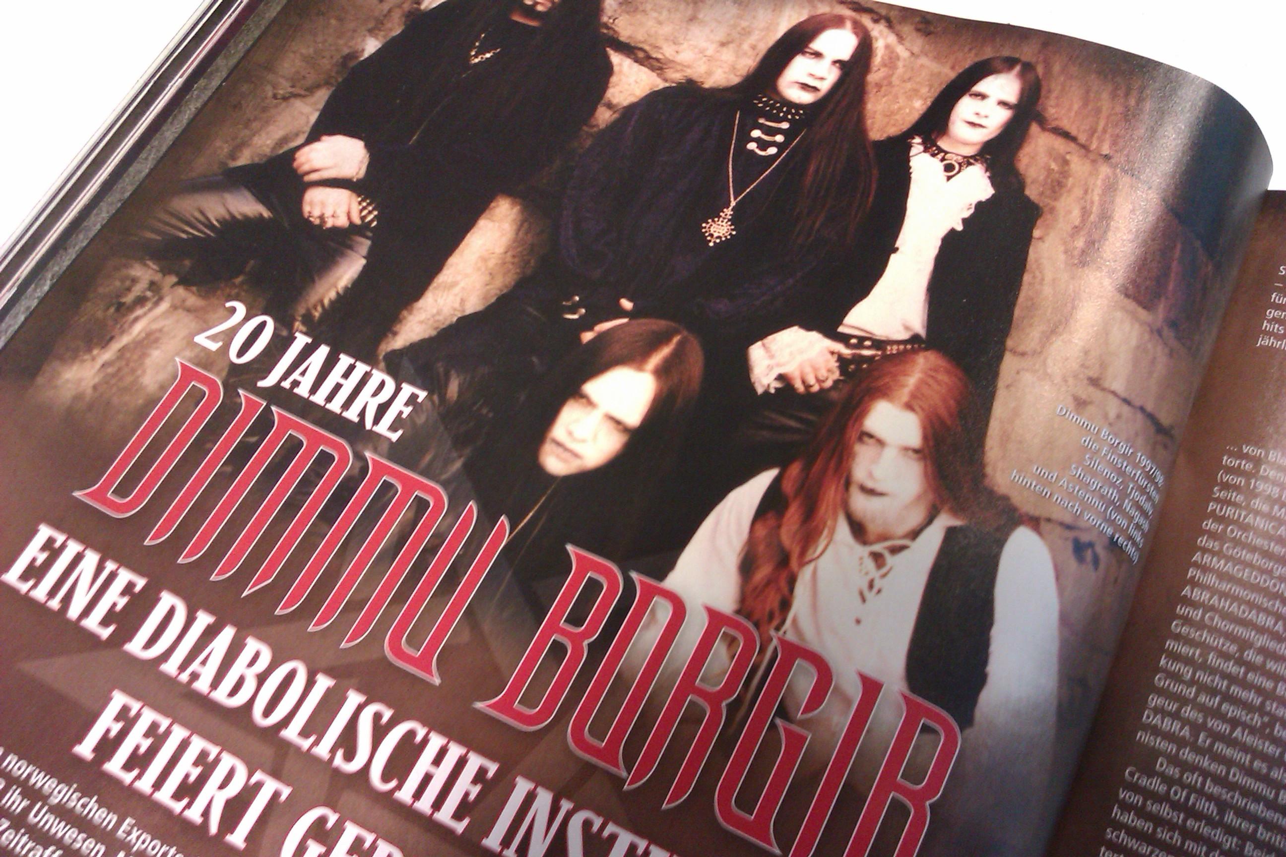 METAL HAMMER-Ausgabe Januar 2014
