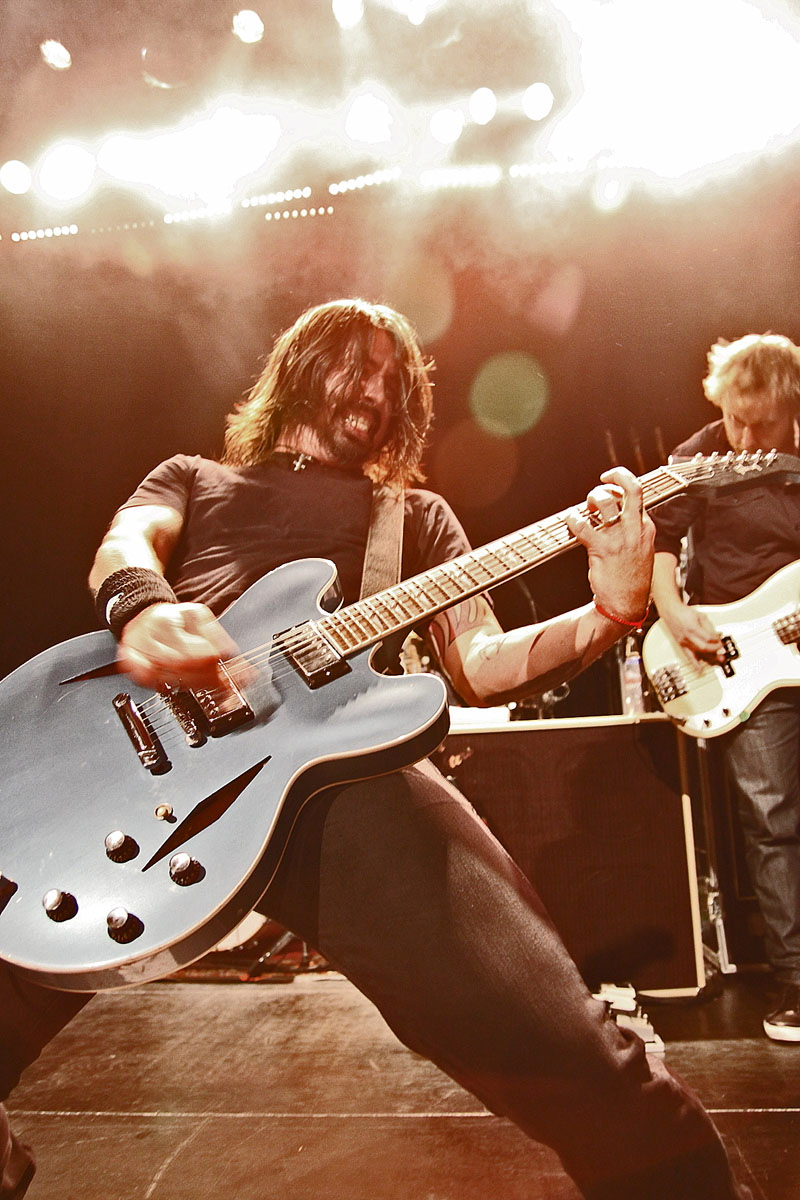 Foo Fighters, Promo Bild 2011
