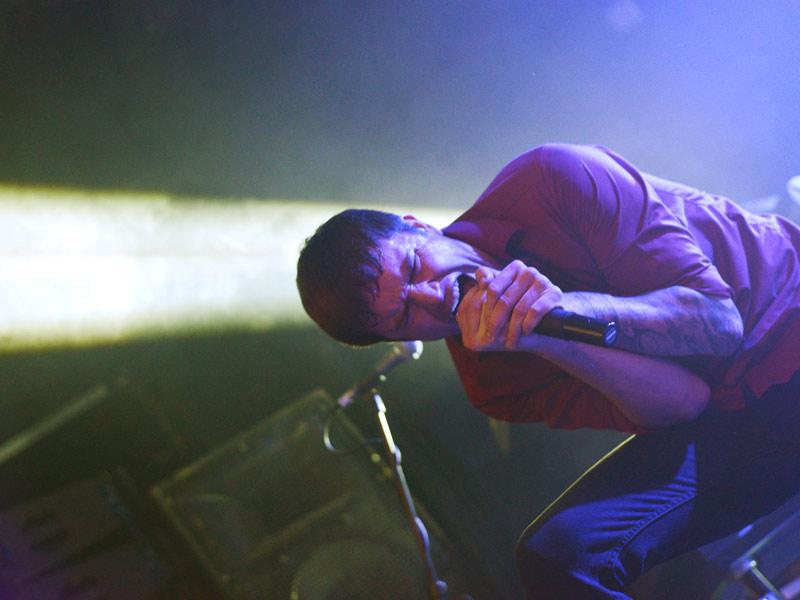 Heaven Shall Burn, 6.12.2013, Hamburg
