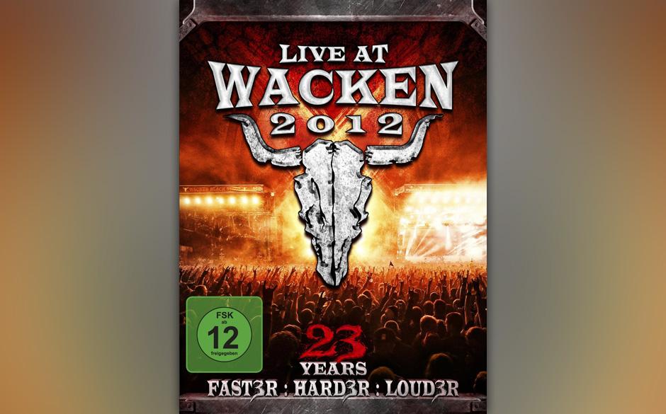 Various Artists - Live At Wacken 2012
