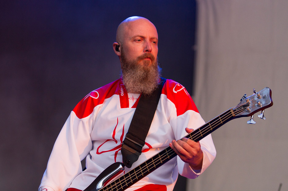 Devin Townsend live, Rock Harz 2013