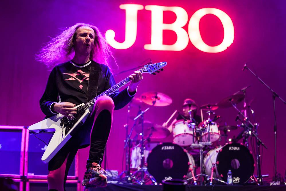 JBO live, Rock XM-Mas, 21.12.2013, Bamberg