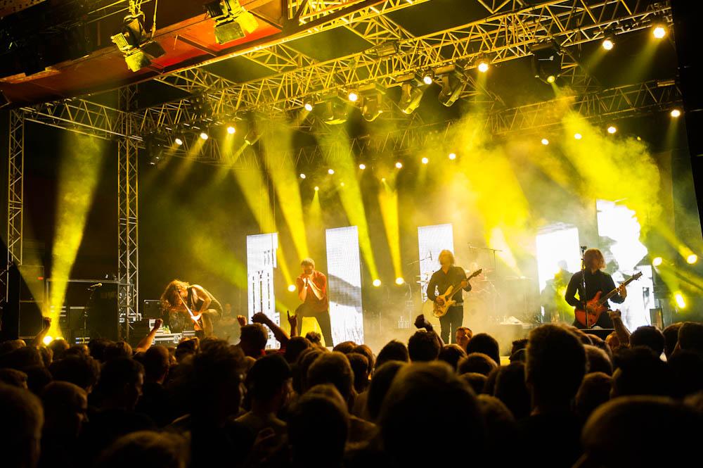 Heaven Shall Burn live, 23.11.2013, Oberhausen