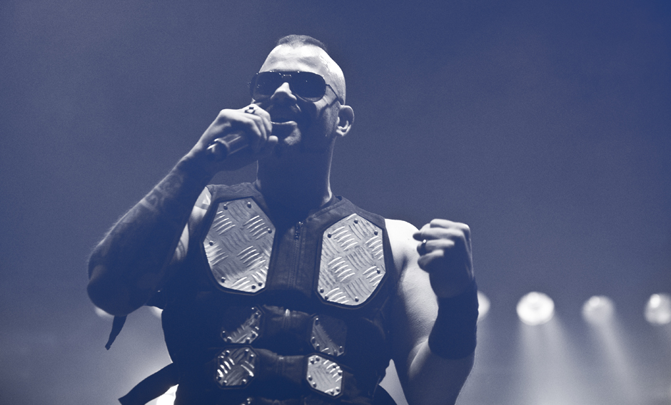 Sabaton live, 16.11.2013, METAL HAMMER PARADISE