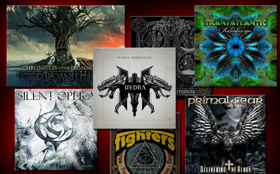Die neuen Alben 2014 >>>