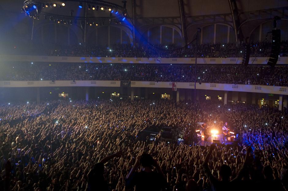 Frei.Wild live, 28.12.2013, Frankfurt: Festhalle