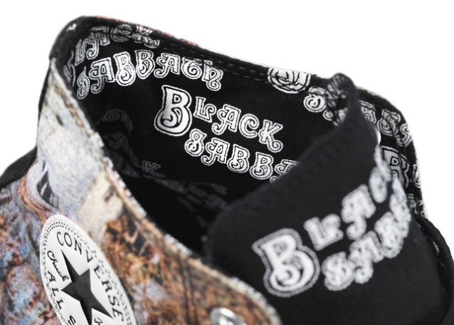 Black Sabbath-Chucks
