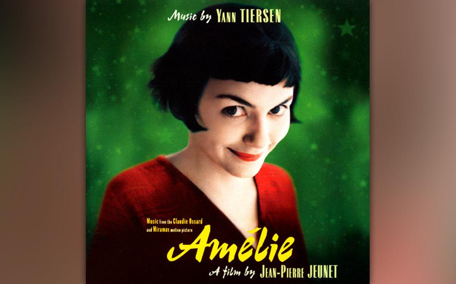 Empfiehl eine Platte, die nicht dem Metal-Genre zuzuordnen ist! Den 'Amélie'-Soundtrack von Yann Tiersen, nebenbei auch