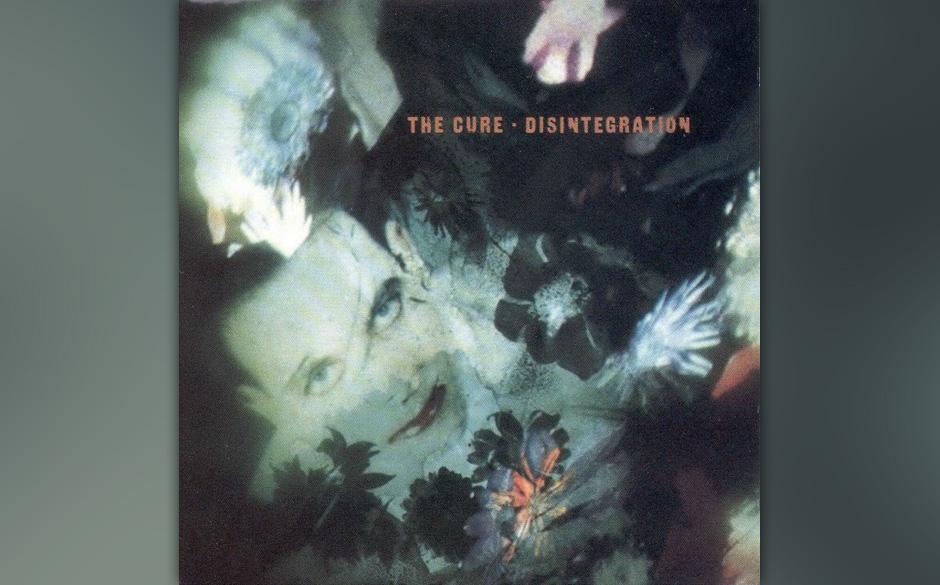 Welches Achtziger-Album könntest du guten Gewissens anpreisen? DISINTEGRATION von The Cure. Als das rauskam, war ich ein Tee