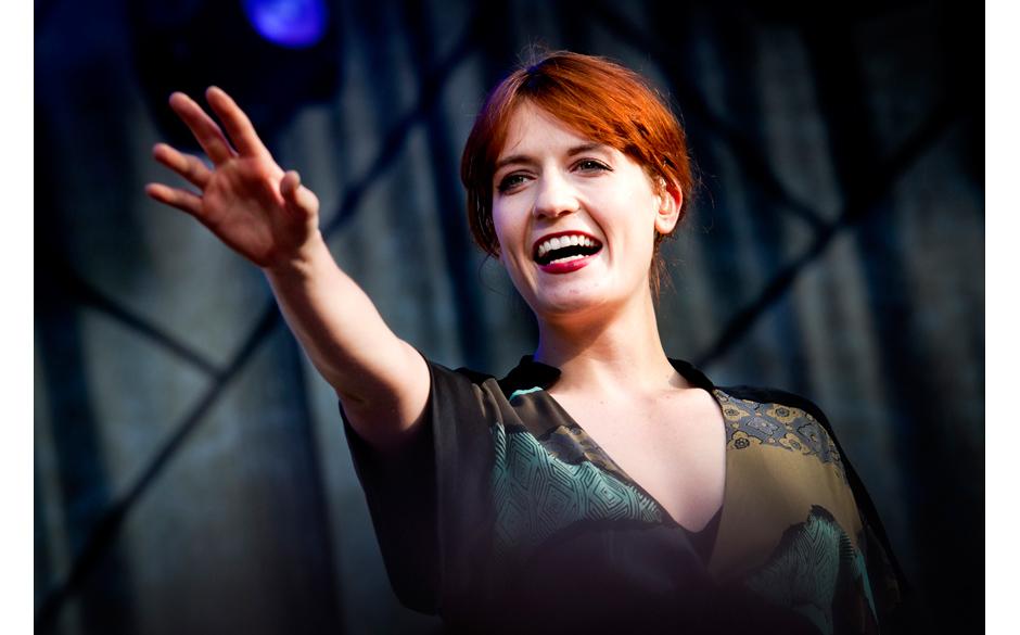 Welches ist das neueste Album in deiner Sammlung? CEREMONIALS von Florence And The Machine. Die habe ich mir aber als Downloa