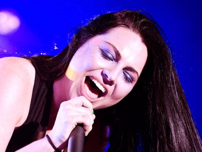Evanescence live, Hamburg, 12.06.2012