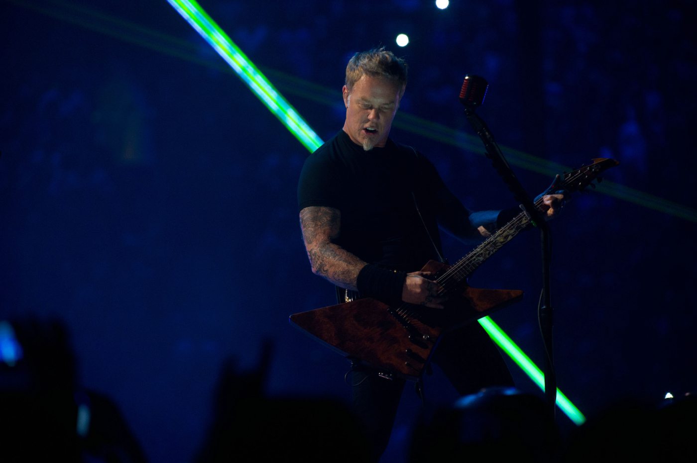 Metallicas 'Through The Never'