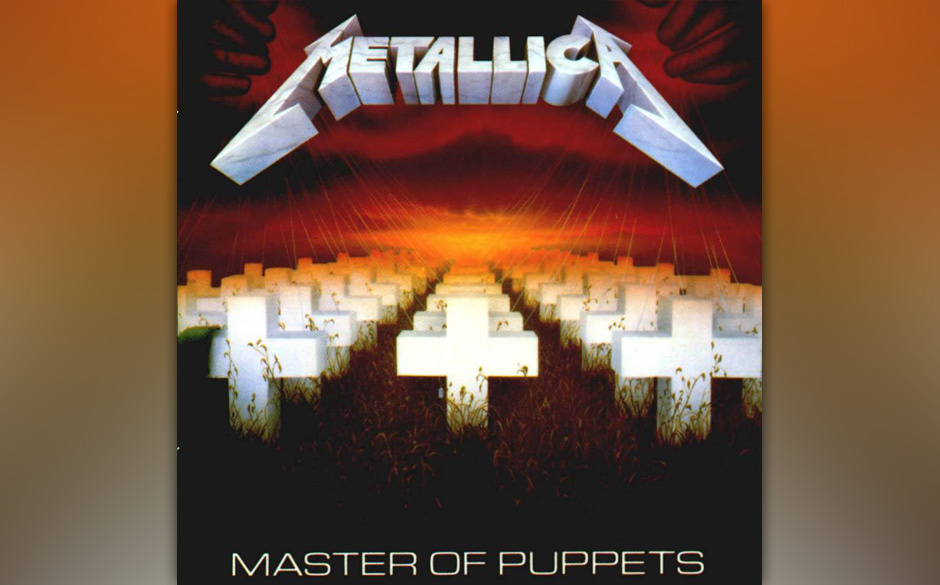 Nenne die meistgehörte Scheibe in deiner Sammlung! Wahrscheinlich Metallicas MASTER OF PUPPETS, weil es so ein bahnbrechende