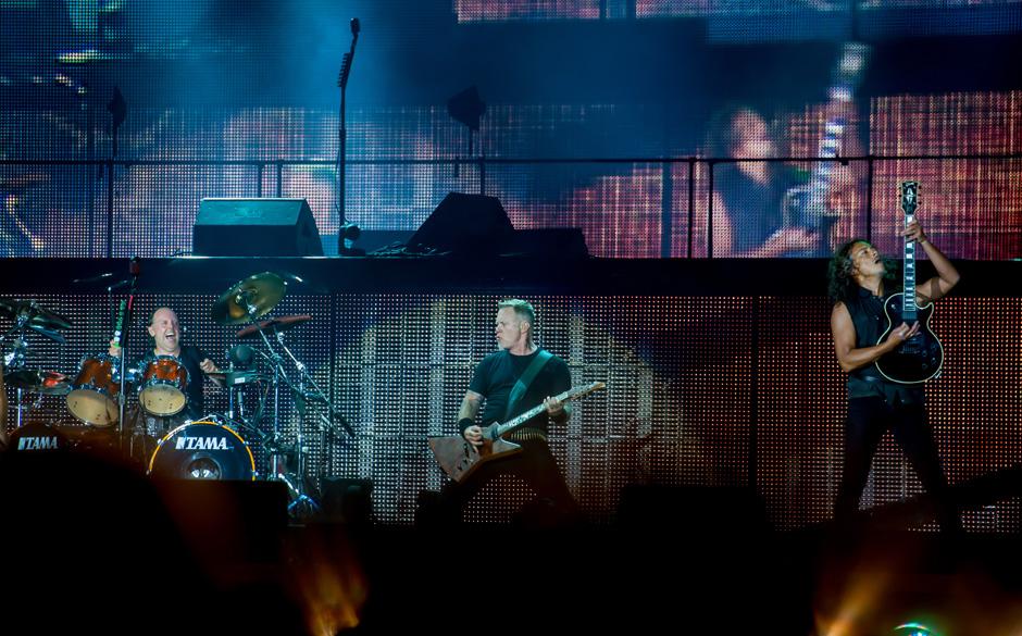 ... habe sich die Band mit 'Some Kind Of Monster' qualifiziert. Außerdem... >>>