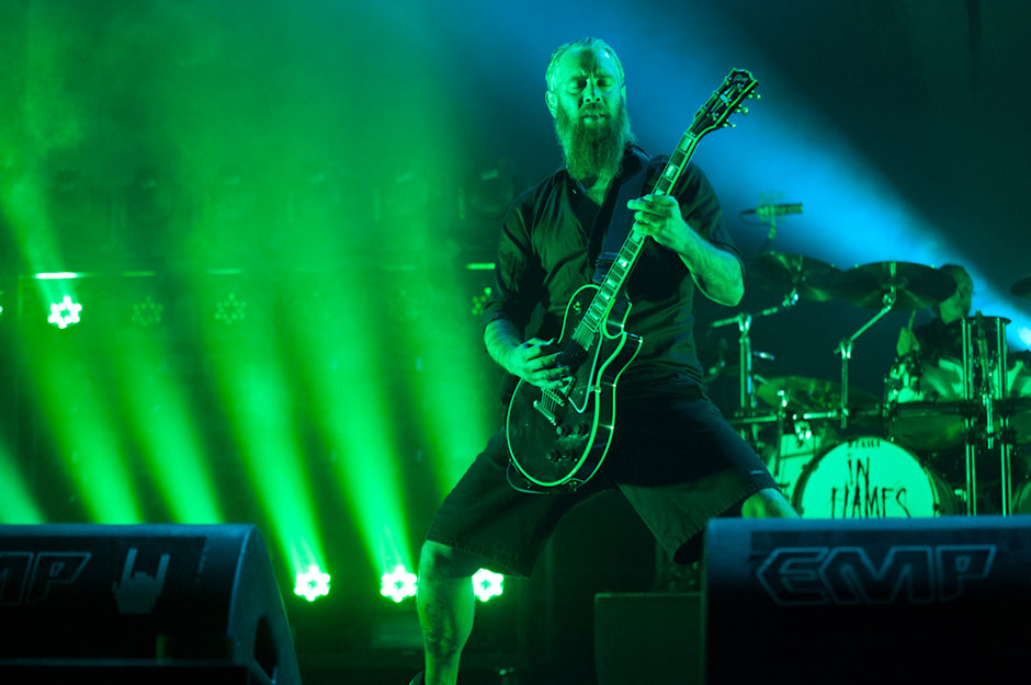 In Flames live, Summer Breeze 2013