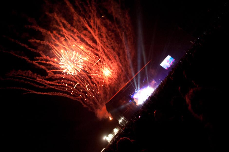 In Flames live, Summer Breeze 2013