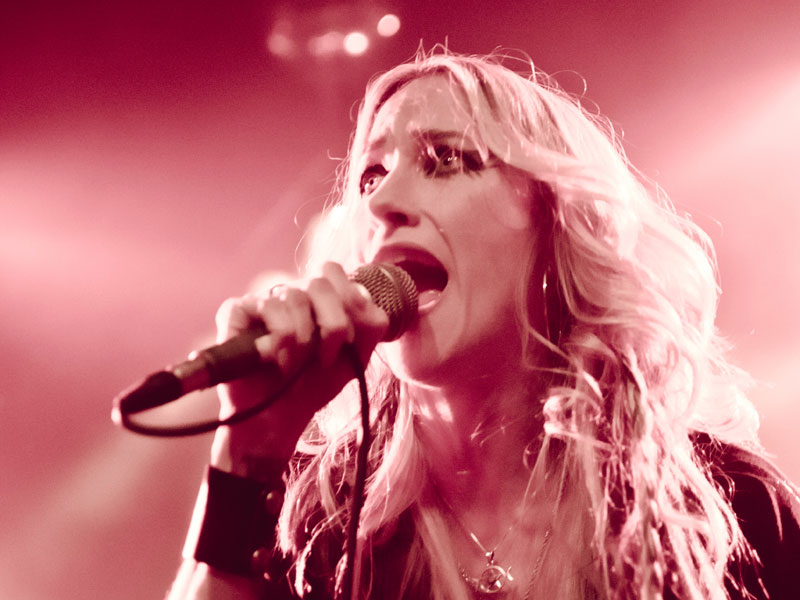 Huntress live, 24.10.2012, Hamburg