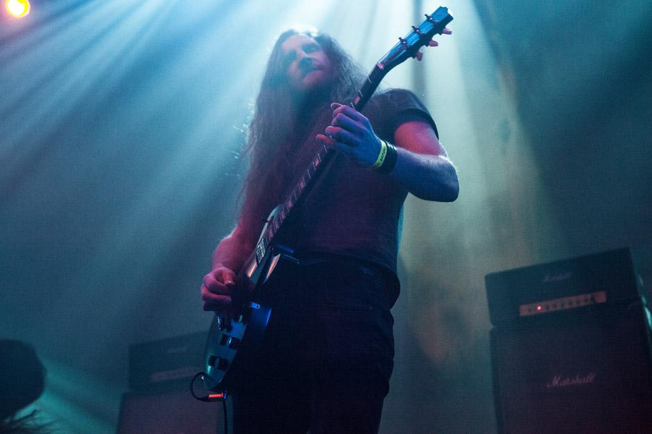 Alcest live, Roadburn 2013