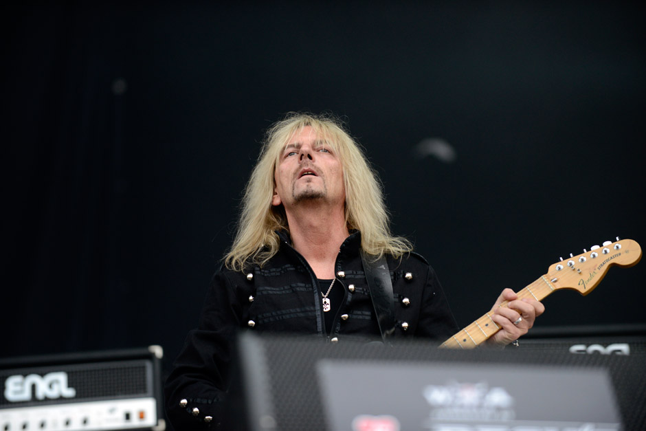 Axel Rudi Pell live, Wacken Open Air 2012