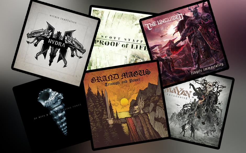 Die neuen Metal-Alben vom 31. Januar 2014 >>>