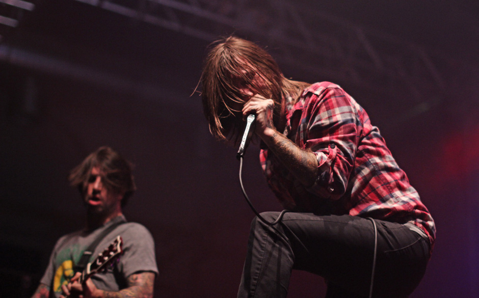 Every Time I Die live, 02.02.2014, Berlin