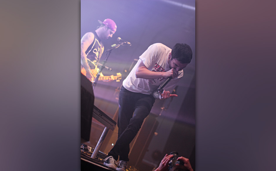 A Day To Remember live, 02.02.2014, Berlin
