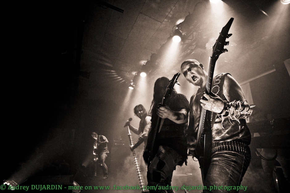 Dimmu Borgir live, Dornbirn / Austria, 24.06.2012