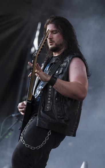 Anthrax live, Elbriot Festival 2013