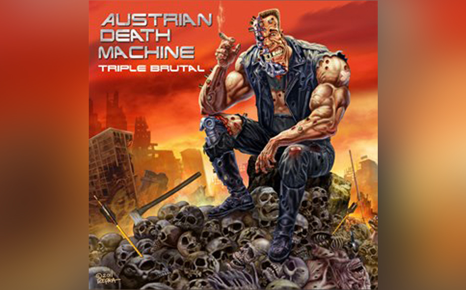 Austrian Death Machine - Triple Brutal