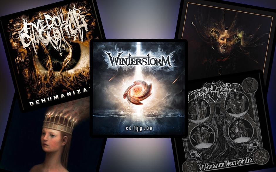 Die neuen Metal-Alben vom 07. Februar 2014 >>>