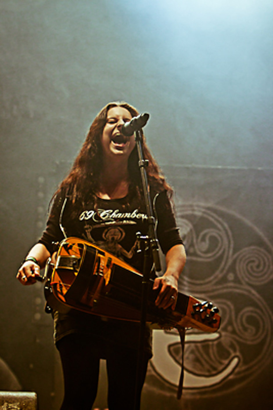 Eluveitie live, Summer Breeze 2012