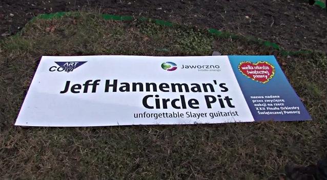 Jeff Hanneman's Circle Pit
