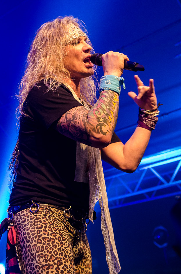 Steel Panther live, 06.02.2014, München