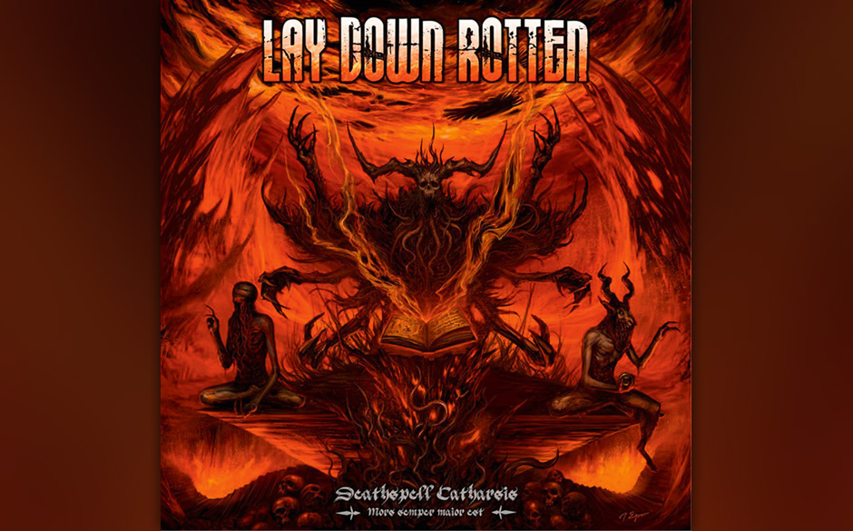 Lay Down Rotten - Deathspell Catharsis