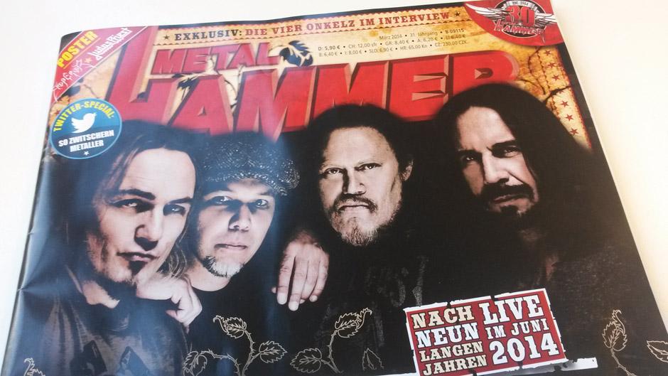 METAL HAMMER-Ausgabe 03/2014