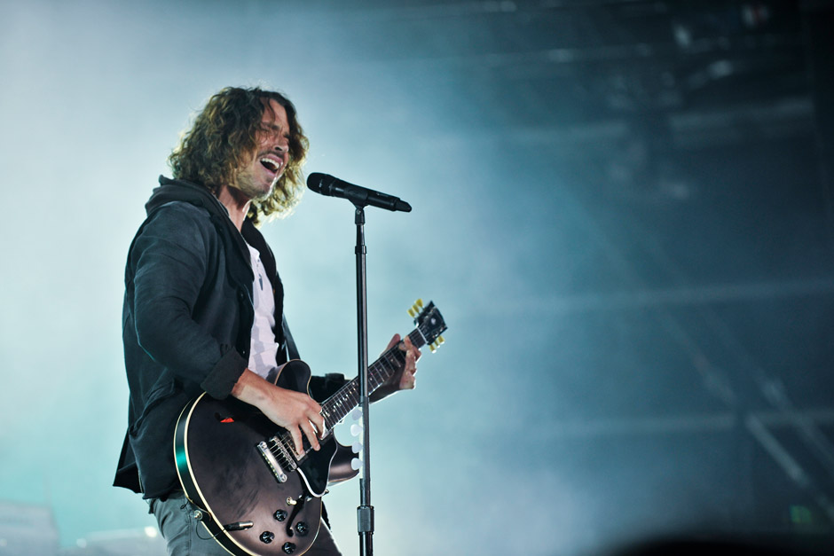 Soundgarden, Rock am Ring 2012
