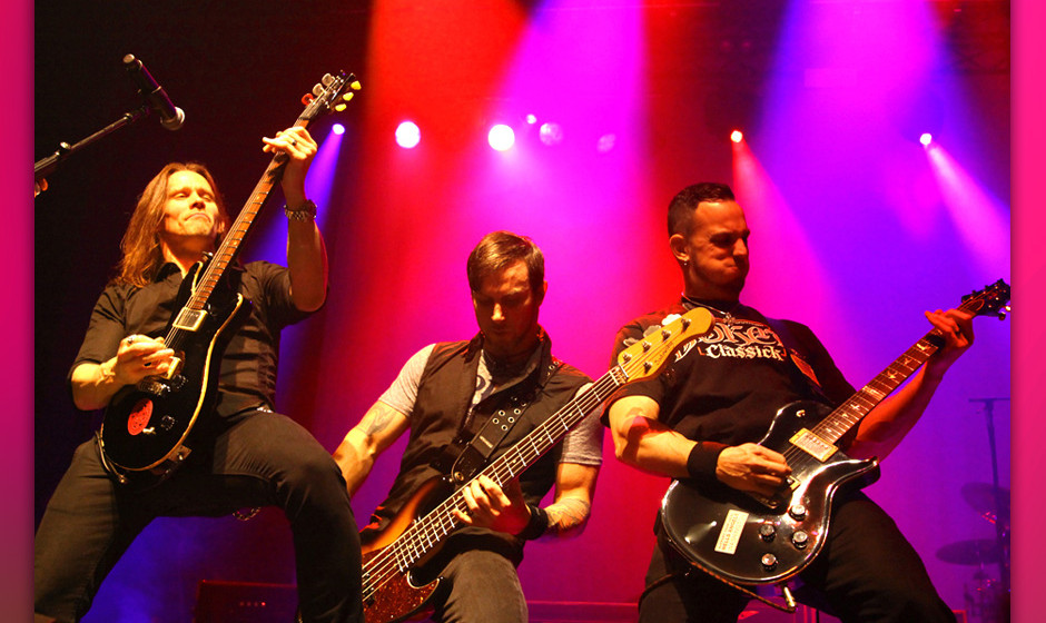Alter Bridge live, 05.11.2013, Wiesbaden