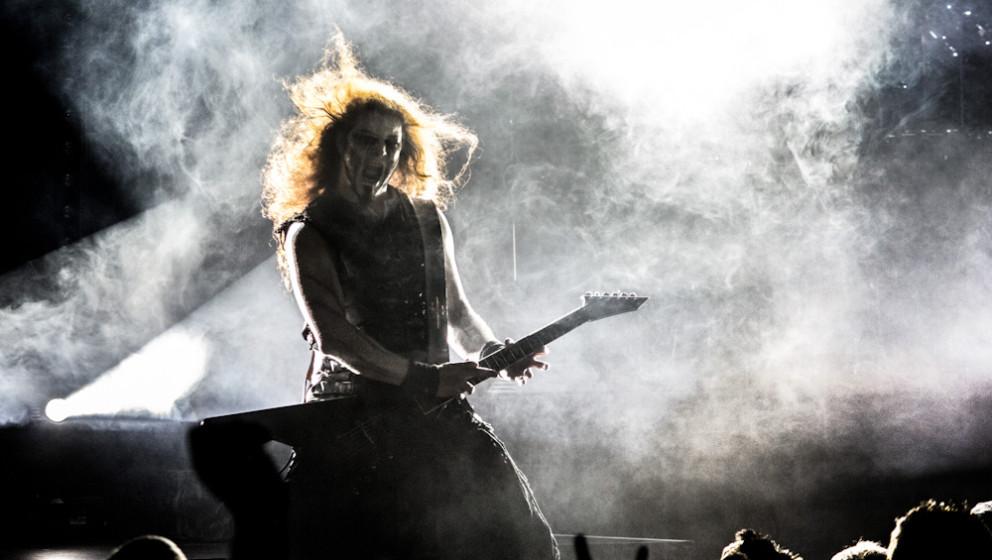 Powerwolf live, 24.10.2013, Köln: Essigfabrik