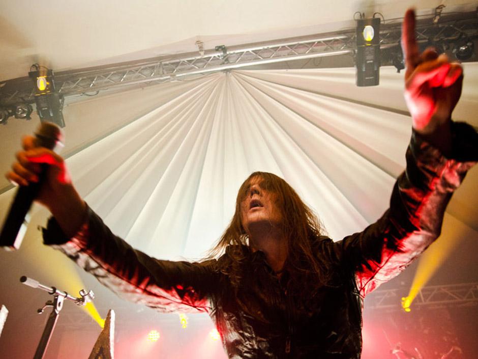 Satyricon live, 27.11.2013, Hamburg